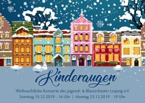 Weihnachtskonzert JBO Leipzig